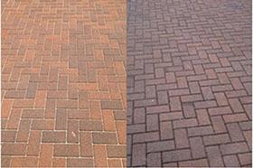 Monoblock driveway cleaning West Lothian