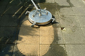 Patio cleaning West Lothian